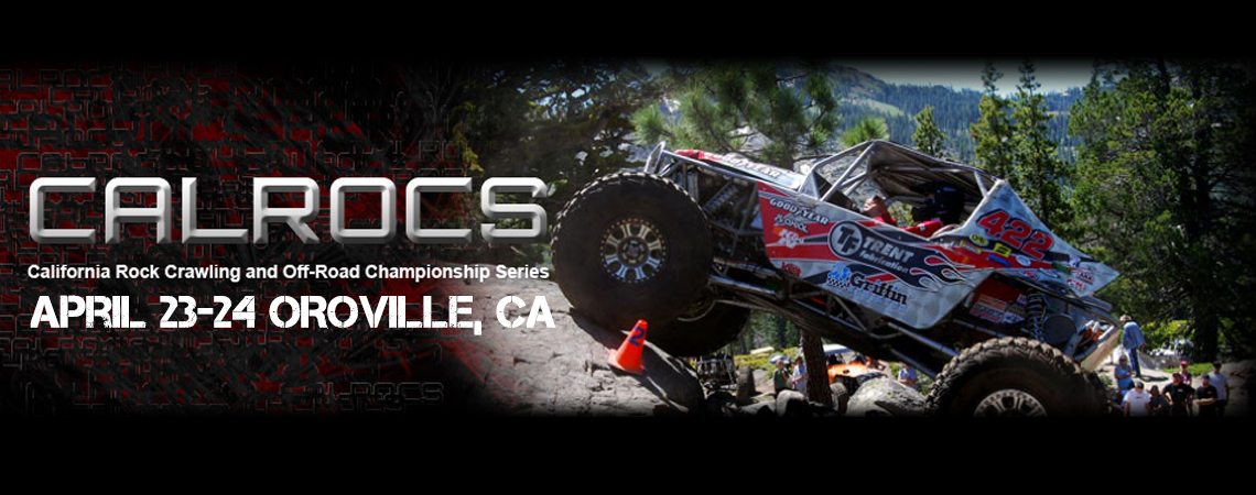 CalRocs Rock Crawling Series – Oroville, CA